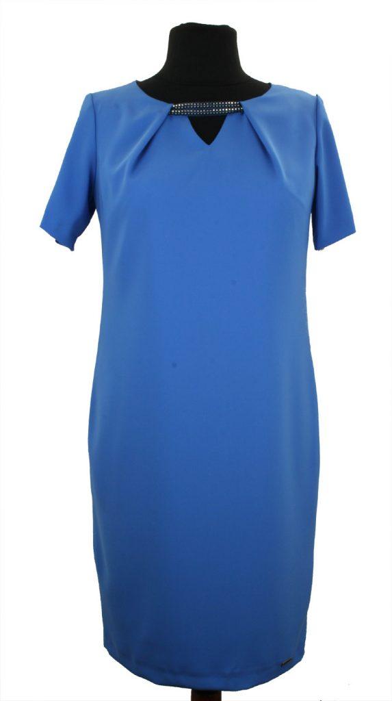 Sukienka Liza z błyszczącą aplikacją